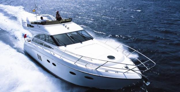 Luxusyacht Princes P54