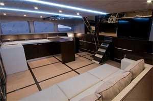 Luxusyacht Sea Bass