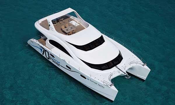 Sea Bass Luxusyacht