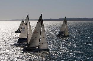 Yacht - Regatten